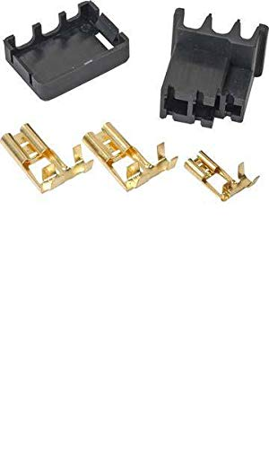 New Harness Repair Kit, Compatible with LucAs / CYB400, 54960402, 60600983/46-92800/110-30000, 500-30004