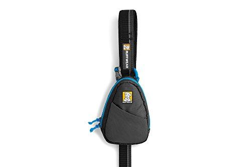 RUFFWEAR, Stash Bag Pickup Bag Dispenser for Dog Owners, Twilight Gray