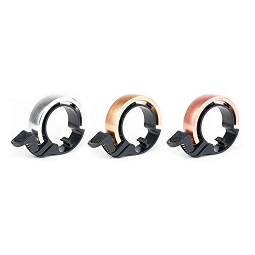 Fietsbel met bel, hoge bel voor fietsen, accessoires voor mountainbike, accessoires voor afzuigkap, diameter 23,8 – 31,8 mm, voor straatfietsen