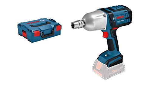 Bosch Professional 18V System Akku Drehschlagschrauber GDS 18V-LI HAT (max. Drehmoment 650 Nm, ohne Akkus und Ladegerät, in L-BOXX 136)