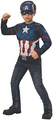 Captain america costume girl _image3
