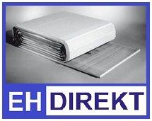 12m² 20-2 Logafix PUR-THERM Dämmrolle Tackerplatte Fußbodenheizung Verbundplatte