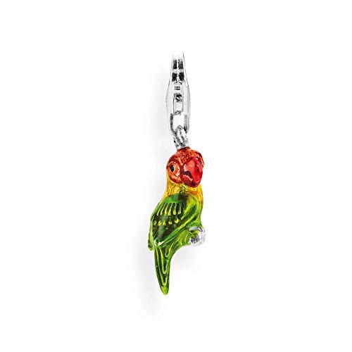 Heartbreaker Damen- Charm Papagei 925 Silber HB 435