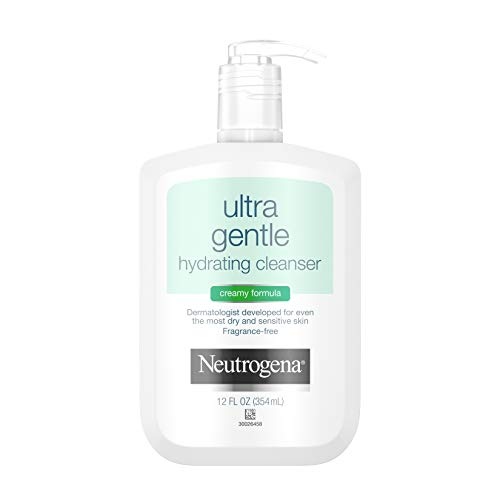 Neutrogena Ultra Gentle Daily Cleanser Creamy Formula