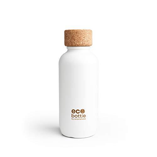 Smartshake EcoBottle 650 Water Bottle, White