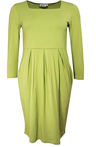 Masai Clothing Hope Lime Jersey Tunika Gr. XX-Large, lime