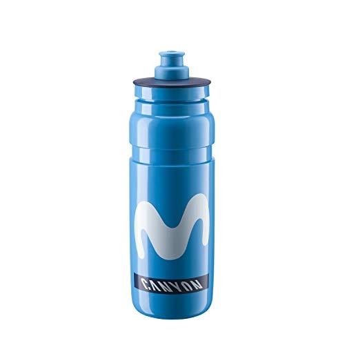 Elite Fly Team - Botella, color azul, tamaño 750 ml