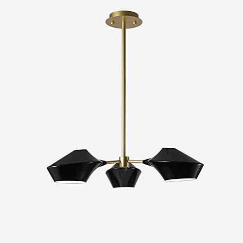 Hanglamp moderne lampenkap kroonluchter plafondverlichting ruimte; beddengoed, LED E12 E14 sokkel ijzer kunst eenvoudige Ombre lounge salon eetkamer