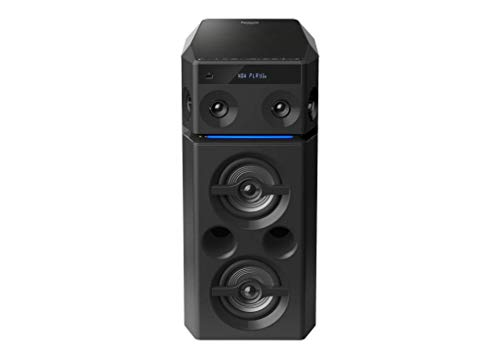 Panasonic HiFi SC-UA30GW-K Portable Party Speaker System (300W) RMS with Remote &...