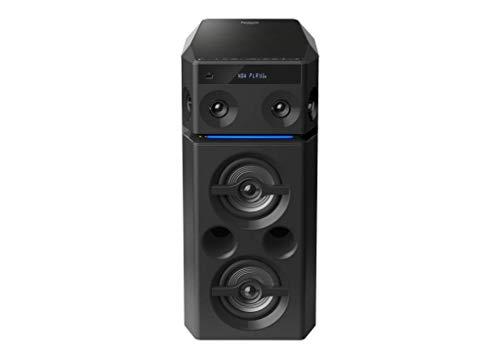 Panasonic HiFi SC-UA30GW-K Portable Party Speaker System (300W) RMS with Remote &...