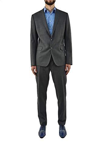 Dsquared2 Gray Dress Herren - Größe: 50 - Farbe: Grau - Neu