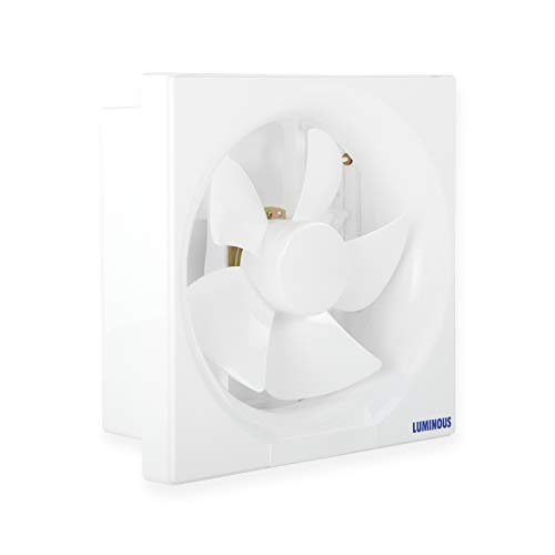 Luminous Vento Deluxe 200mm Exhaust Fan for Home, Office,...