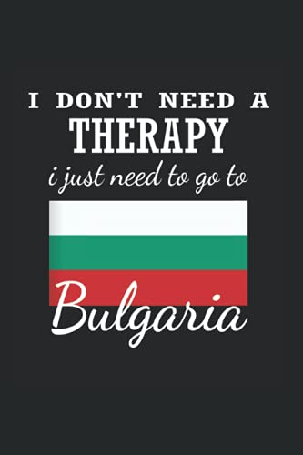 Bulgaria -Sofia: DIN A5 Sofia notebook regalo bulgara con 120 pagine