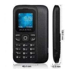 Móvil Alcatel One Touch 232Negro