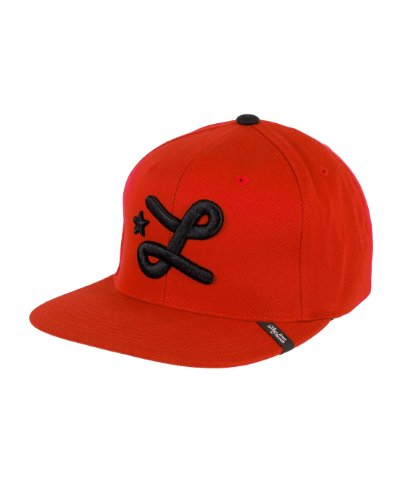LRG - Casquette Snapback Homme Core Collection Snapback Hat - Red