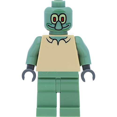 LEGO Spongebob - Figura decorativa de Bob Esponja