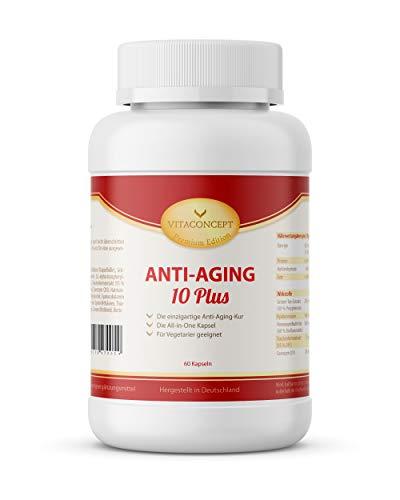 VITACONCEPT - 60 cápsulas antienvejecimiento - Todo en uno...