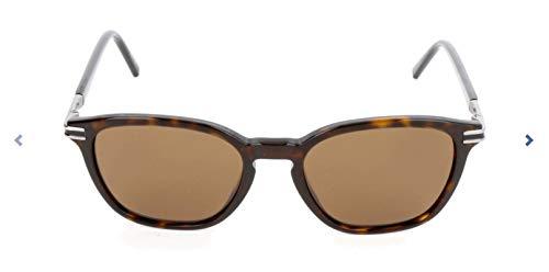 Montblanc Mont Blanc Sonnenbrille Mb700S Gafas de sol, Multicolor (Mehrfarbig), 52.0 para Hombre