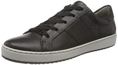 ara Damen DUBLIN Sneaker, Schwarz 01), 38 EU(5 UK)