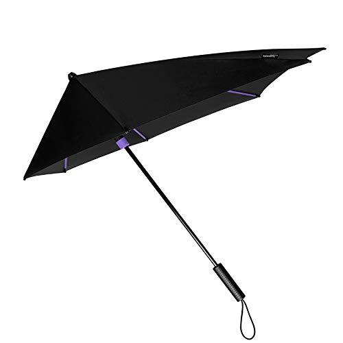 Stormaxi Stockschirm, Violetter Rahmen (Violett) - ST-12