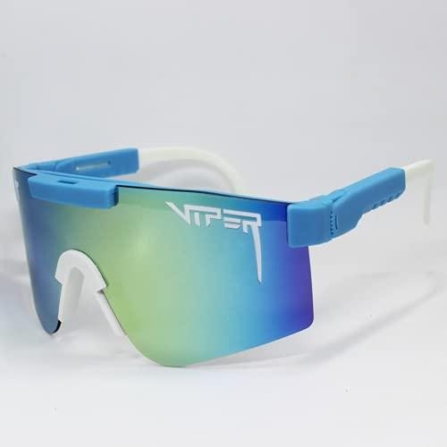 Ciclismo polarizado en boxado Gafas deportivas gafas de bicicleta gafas de sol
