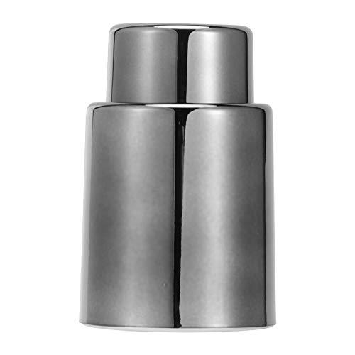 Baverta Tapón de Botella de vacío Tapón de Vino Reutilizable Vacío de Vino Protector de champán Accesorios de Barra de Cocina(#2)
