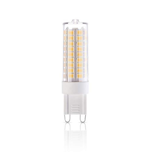 Lampadina LED G9 5.5W, = 40 W, Watt 550Lm Minilampadine Luce Naturale