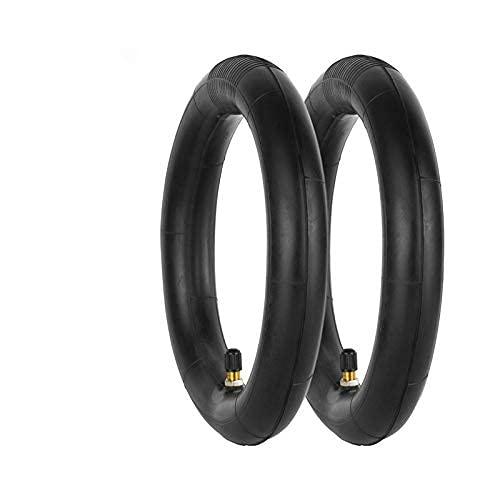HTZ-M Neumáticos Internos para Scooter Eléctrico M365, Accesorios para Cámaras Internas de Doble Espesor y Resistentes al Desgaste, Neumático de Repuesto Inflado 8 1/2 & Times; 2 Piezas de Repuesto,