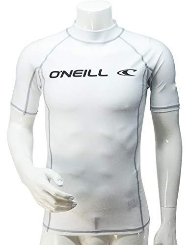 O'neill オニール メンズ ラッシュガード 半袖 618473(617473)【水着 大きいサイズ 接触冷感 紫外線対策 UVカット 日焼け防止 夏用 海水浴 水泳 プール スイミング】