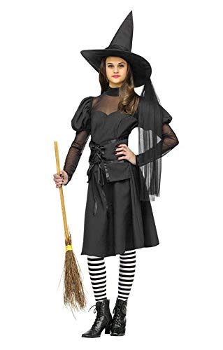 Horror-Shop Costume Teen Wicked Mlle