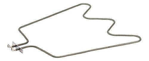 DREHFLEX - Unterhitze/Heizung/Heizelement - passend für diverse Herde/Backofen von Bauknecht/Whirlpool - passend für Teile-Nr. 481225998421/480121101147
