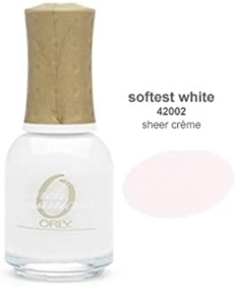 Orly French Manicure Collection French Manicure Collection - Softest White - 0.5 oz