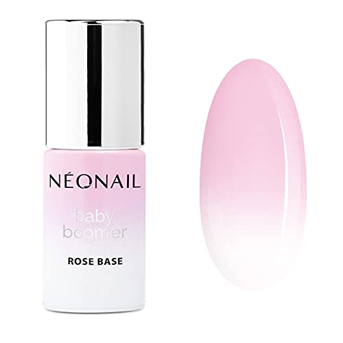 NEONAIL Nagellack UV Baby Boomer Rose Base 7,2 ml
