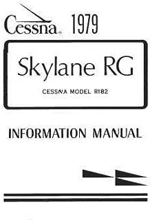 Cessna R182 Skylane RG 1979 Pilot's Information Manual (part# D1142-13)