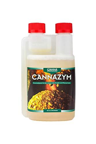 Weedness Canna Cannazym 1 Liter - Grow Anbau Indoor Dünger Substrat Reiniger Erde Flüssigdünger Organischer Bio