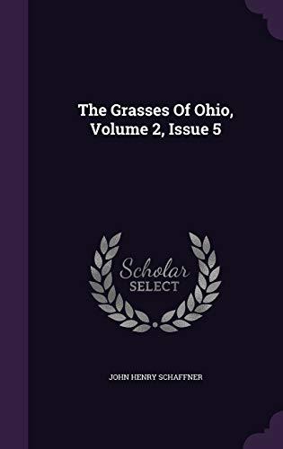 The Grasses of Ohio, Volume 2, Issue 5
