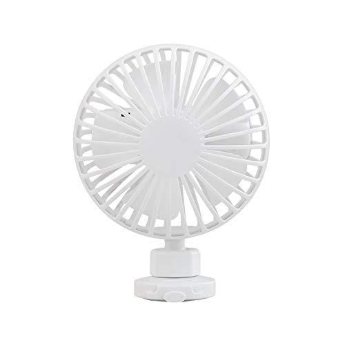 Zilosconcy Ventilator Leise Fan Mini USB Lüfter mit Verband Hängender Doppelzwecklüfter Bunt für Schlafzimmer Wohnzimmer Büro Reise Kühler