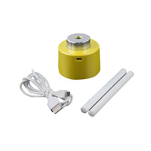 Best Shopper - Portable USB Mini Cap Air Water Bottle Humidifier - Yellow