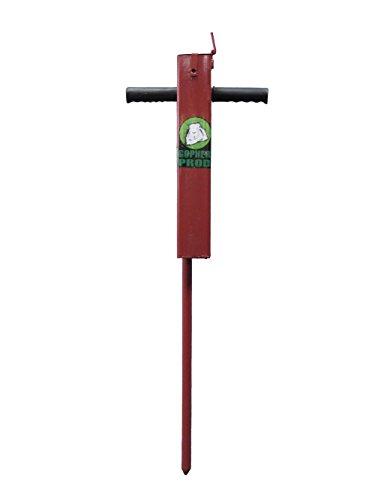 Rugged Ranch 100504756 Gopher Bait Applicator 4lb Capacity, 4 lb