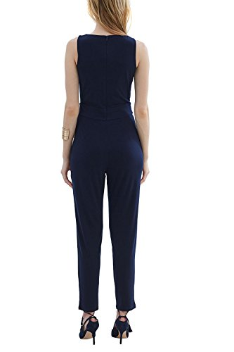 ESPRIT Collection Damen Jumpsuits, blau (navy) - 2