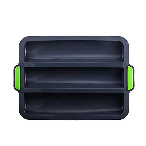 NEL Inicio Cocina Utensilios para hornear Herramientas para hornear Toast Mold Cake Tray Pan Cake Mold