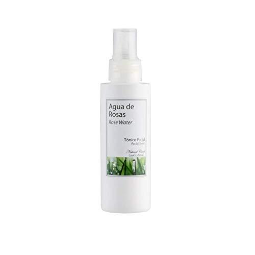 Tónico facial - Agua de Rosas - 125ml - Natural Carol