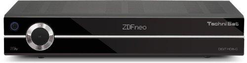 DIGIT HD8-C HDTV-Kabelreceiver schwarz