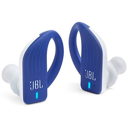 Fone de ouvido in ear bluetooth esportivo Azul JBLENDURPEAKBLU