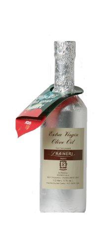 Ranieri Silver Extra Virgin Olive Oil , 17-Ounce Bottle (Pack of 2)