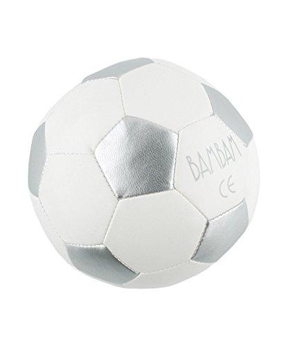 Bam Bam Ballon de Foot Argenté
