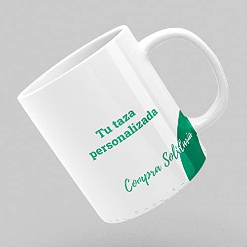 Tazas personalizadas con tu Foto y texto, Personaliza Tu taza con tu propio diseño, Personaliza tu taza con la imagen y el texto que más te guste