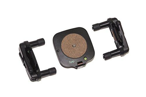 Syrp Magic Carpet Endkappen und Schlitten, Gegengewicht und Seilsystem für vertikale Aufnahmen, Wasserwaage und Bremshebel für den Transport, für Magic Carpet und Magic Carpet Carbon, Aluminium