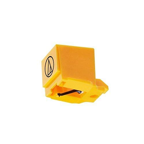 Audio Technica ATN91 Conical Stylus (Replacment Stylus for these Phono Cartridges: AT91 and AT3600 (Yellow)