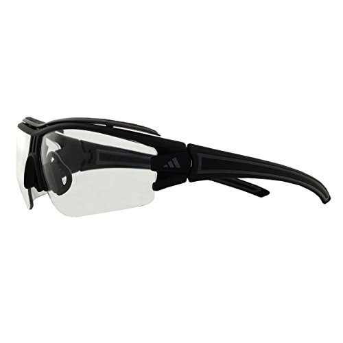 adidas Eyewear Evil Eye Halfrim Pro L Photochromatic, Farbe Black Matt